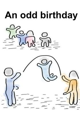 An Odd Birthday