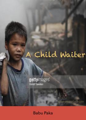 A Child Waiter