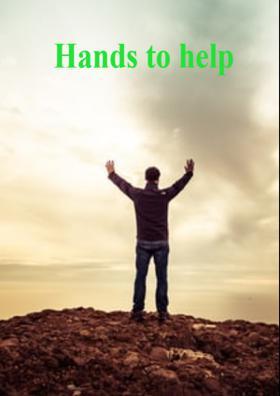 Hands to help
