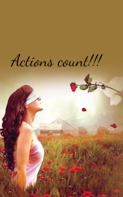 Actions Count!!!