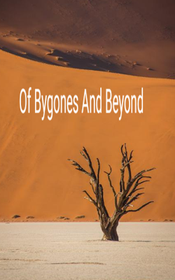 Of Bygones And Beyond