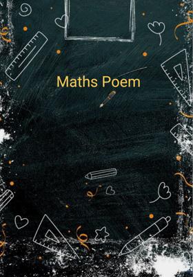 Math's Poem