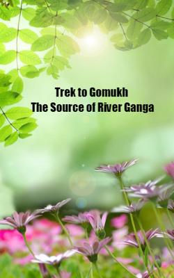 Trek to Gomukh The Source of River Ganga