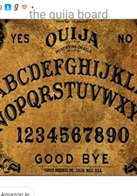 The Quija Board