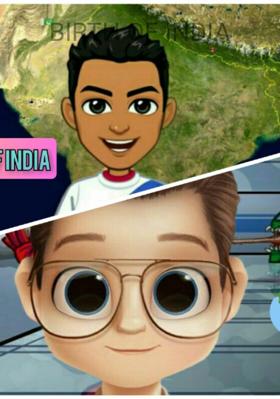 Birth Of India