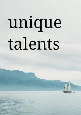 Unique Talents