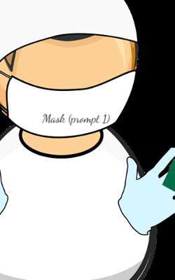 Mask (Prompt 1)