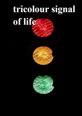 Tricolour Signal Of Life