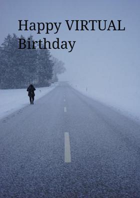 Happy Virtual Birthday