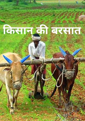 किसान की बरसात