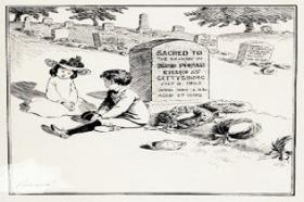 कब्रिस्तान में लव लैटर
