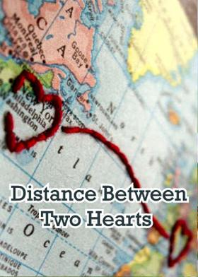 Distance Between Two Hearts