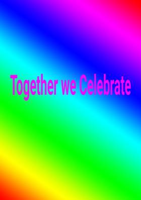 Together We Celebrate