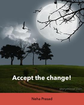 Accept the change!