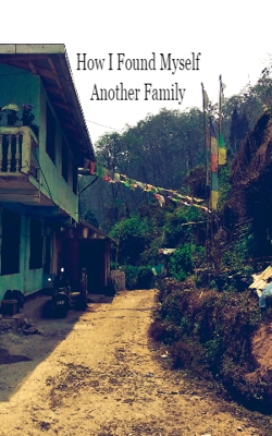 How I Found Myself Another Family