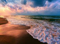 Waves Upon The Shore