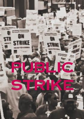 Public Strike