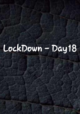 Lockdown - Day18