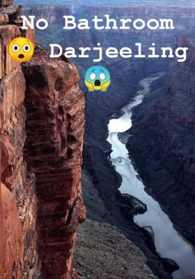 No Bathroom 😲 Darjeeling 😱