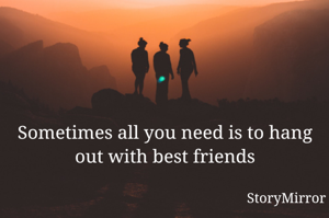 Hang friends with out to new need Ending Friendships