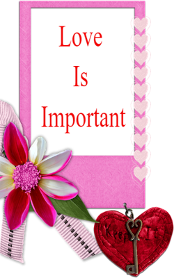 Love Is Important