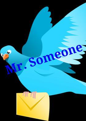 Mr. Someone