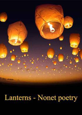 Lanterns - Nonet poetry