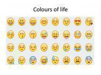 जीवन के रंग - Colours of life