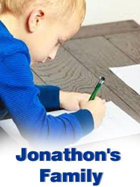 Jonathon's Family