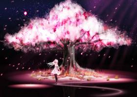 4)  A Cherry Blossom Heart , Ch-4:-Back In The Old Forest
