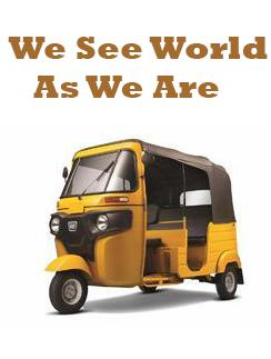 We See World As We Are