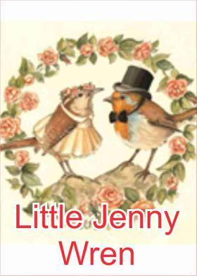 Little Jenny Wren