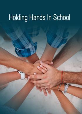 Holding Hands In School