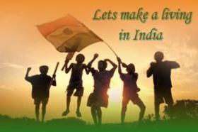 Let'S Make A Living In India