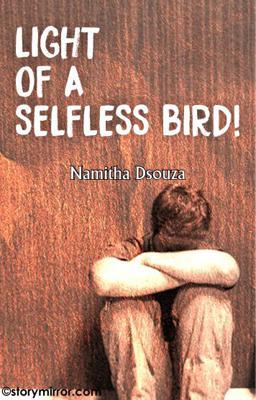 Light Of A Selfless Bird!