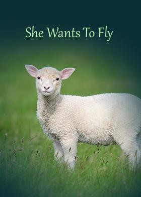 She Wants To Fly