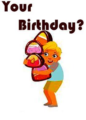 Your Birthday?