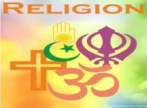 Religion...