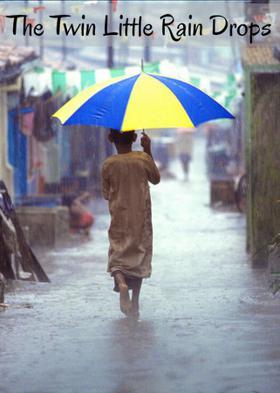 The Twin Little Rain Drops