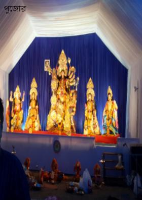 পুজোর কেনাকাটা