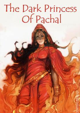 The Dark Princess Of Panchal