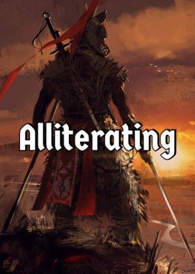 Alliterating