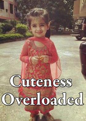 Cuteness Overloaded
