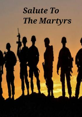 Salute To The Martyrs