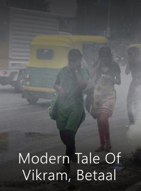 Modern Tale Of Vikram, Betaal