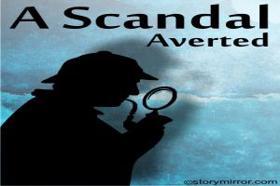 A Scandal Averted